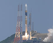 「だいち2号」宇宙へ!H-IIAロケット24号機で打ち上げに成功!!