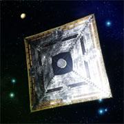 IKAROS、地球から約2億3千万kmかなたで3度めの目覚め!