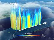 地球が見える:GPMが捉えた2014年6月の梅雨前線