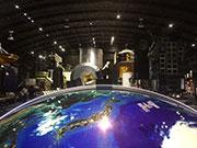 筑波宇宙センター「スペースドーム」リニューアルオープン!
