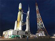 「こうのとり」5号機の打ち上げ日時を17日21時35分54秒に再決定