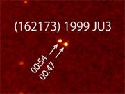 「はやぶさ2」が目指す小惑星(1999 JU3)の名前案公募は終了しました