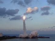 ASTRO-H打ち上げ成功!名称は「ひとみ」