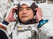 大西宇宙飛行士  6月24日を打ち上げ目標日として訓練中