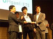 J-TECH STARTUP 2016認定企業に認定されました。
