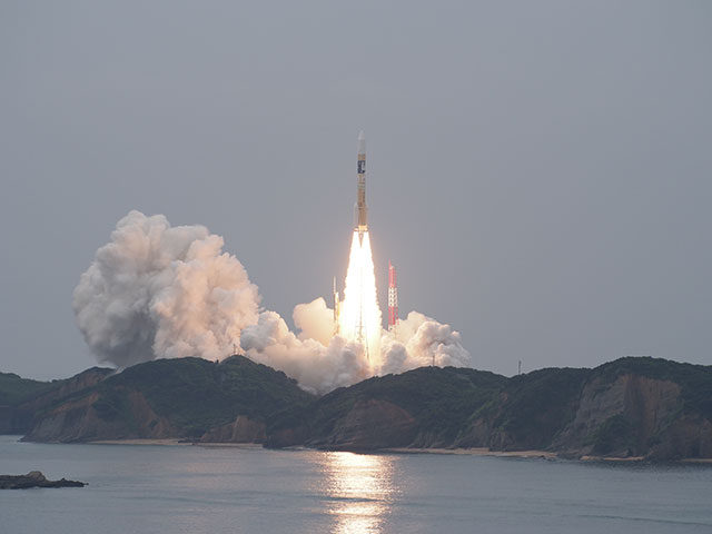 「みちびき2号」/H-IIAロケット34号機 打ち上げ成功!