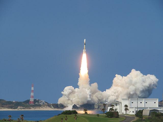 「みちびき3号機」/H-IIAロケット35号機 打ち上げ成功!