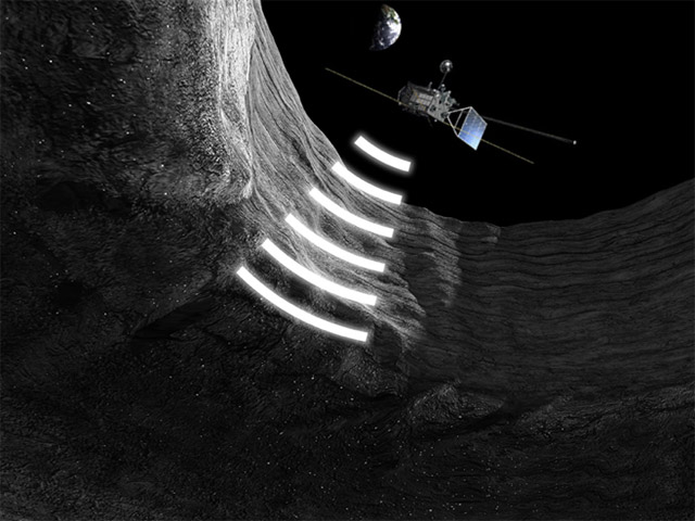 月周回衛星「かぐや」のデータから、月の地下に巨大な空洞を確認
