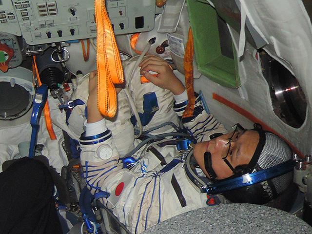 金井宇宙飛行士搭乗のソユーズ宇宙船打ち上げライブ中継を実施・パブリックビューイング募集中!