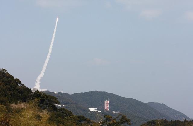 SS-520 5号機打ち上げ実証実験成功!超小型衛星TRICOM-1Rの分離・軌道投入に成功!