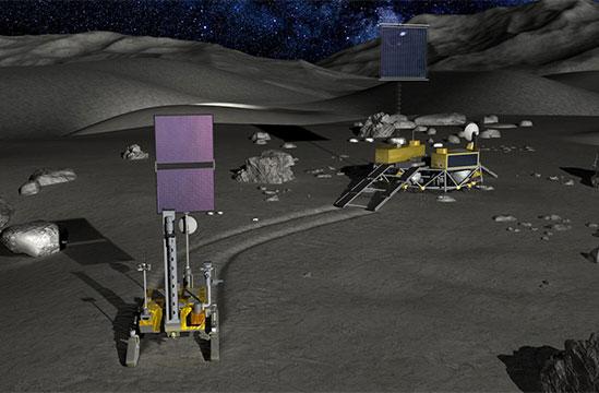 月極域探査ワークショップその3の開催のお知らせ