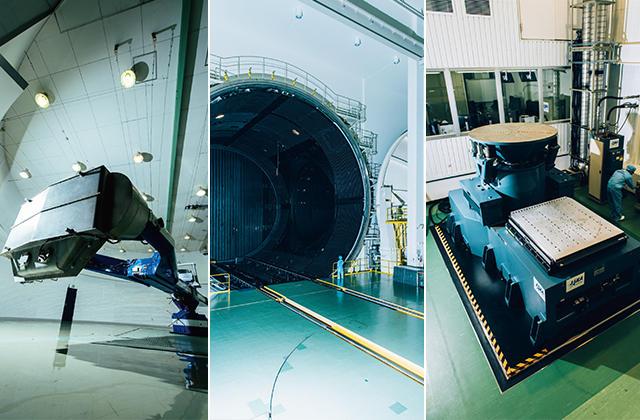 宇宙インフラ(宇宙環境試験設備)の維持運営・民営化構想