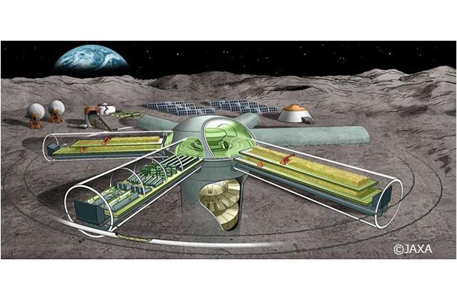 探査ハブの約2年間に及ぶ、月面での宇宙農業の検討について、第1版を発行しました。