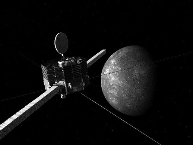 水星磁気圏探査機MMOの愛称が決まりました