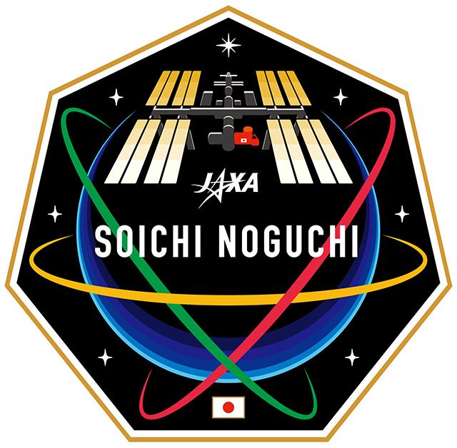 野口聡一宇宙飛行士 国際宇宙ステーション(ISS)長期滞在ミッションロゴ決定