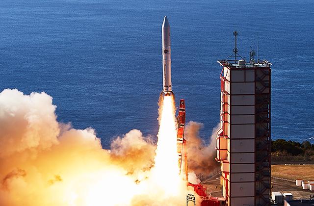 革新的衛星技術実証1号機/イプシロンロケット4号機 打上げ成功