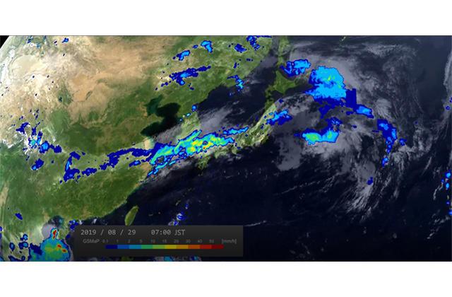2019年8月下旬の九州北部地方の豪雨と洪水(地球が見える2019年)